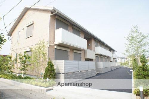 栃木県佐野市、佐野市駅徒歩15分の築5年 2階建の賃貸アパート