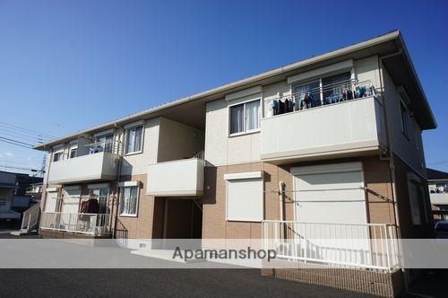 栃木県佐野市、佐野駅徒歩25分の築7年 2階建の賃貸アパート