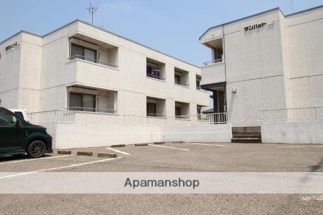 栃木県佐野市、佐野市駅徒歩30分の築30年 2階建の賃貸アパート