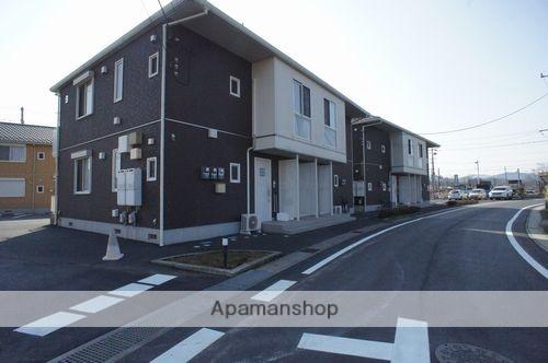 栃木県佐野市、吉水駅徒歩25分の築8年 2階建の賃貸アパート