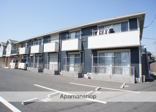 栃木県佐野市、佐野市駅徒歩2分の築10年 2階建の賃貸アパート