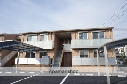 栃木県佐野市、佐野市駅徒歩2分の築3年 2階建の賃貸アパート
