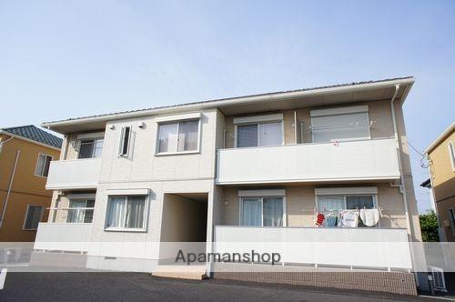 栃木県佐野市、佐野市駅徒歩17分の築7年 2階建の賃貸アパート