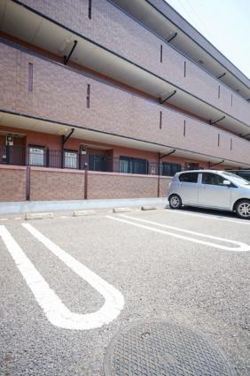 Zephyr ゼファー[2LDK/55.08m2]の駐車場