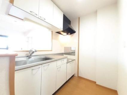 Zephyr ゼファー[2LDK/55.08m2]のキッチン