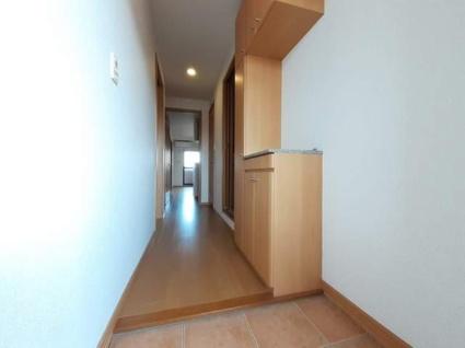 Zephyr ゼファー[2LDK/55.08m2]の玄関