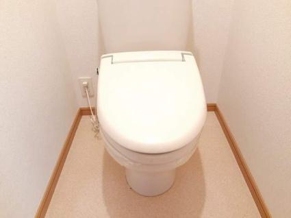 Zephyr ゼファー[2LDK/55.08m2]のトイレ