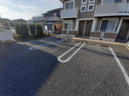 ミントハウス[1K/46.28m2]の駐車場
