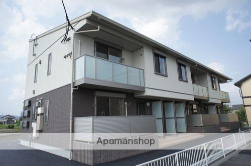 栃木県佐野市、佐野駅徒歩47分の築2年 2階建の賃貸アパート