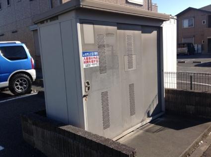 レオパレスルルド[1K/23.61m2]のリビング・居間2