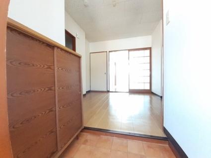 パールハイツC[2DK/39.74m2]の玄関