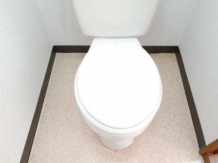 パールハイツC[2DK/39.74m2]のトイレ