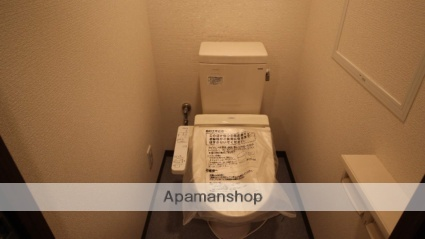 エクセルシオールSANO Ⅰ号棟[2LDK/65.1m2]のトイレ