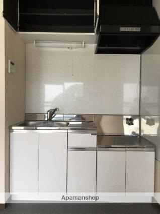エクセルシオールSANO Ⅰ号棟[1LDK/56.7m2]のキッチン
