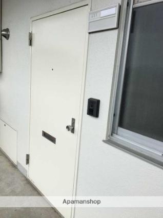 エクセルシオールSANO Ⅰ号棟[1LDK/56.7m2]の玄関