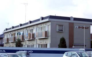 栃木県佐野市、佐野駅徒歩30分の築27年 2階建の賃貸アパート