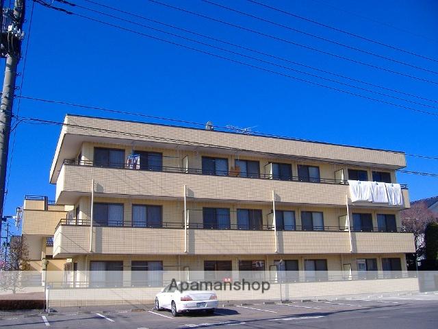 栃木県佐野市、佐野市駅徒歩25分の築23年 3階建の賃貸マンション