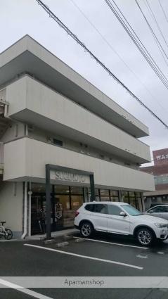 群馬県館林市、館林駅徒歩30分の築27年 3階建の賃貸マンション