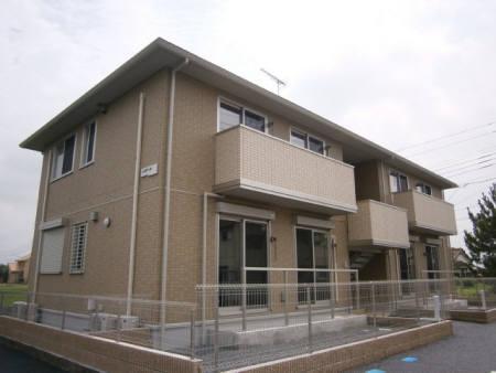 群馬県館林市、渡瀬駅徒歩22分の築4年 2階建の賃貸アパート