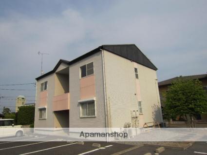 群馬県太田市、韮川駅徒歩19分の築14年 2階建の賃貸アパート