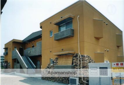 群馬県太田市、韮川駅徒歩20分の築16年 2階建の賃貸マンション