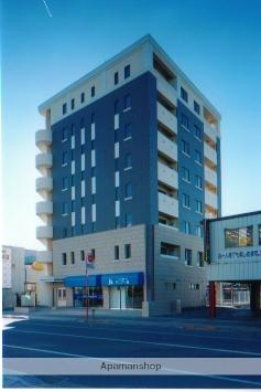 群馬県館林市、館林駅徒歩2分の築15年 8階建の賃貸マンション