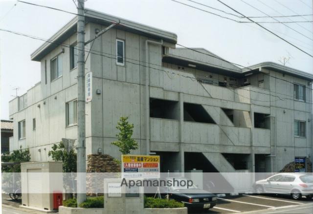 群馬県館林市、館林駅徒歩20分の築16年 3階建の賃貸マンション