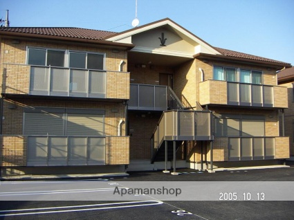 群馬県館林市、館林駅徒歩20分の築12年 2階建の賃貸アパート