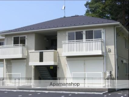 群馬県太田市、小泉町駅徒歩24分の築10年 2階建の賃貸アパート