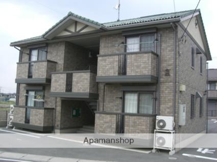 群馬県邑楽郡大泉町、西小泉駅徒歩28分の築12年 2階建の賃貸アパート