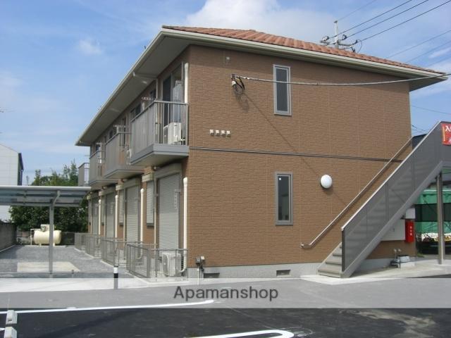 群馬県太田市、細谷駅徒歩20分の築9年 2階建の賃貸アパート