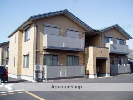 群馬県太田市、阿左美駅徒歩25分の築9年 2階建の賃貸アパート