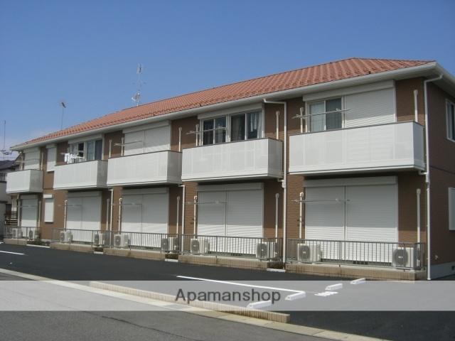 群馬県太田市、細谷駅徒歩33分の築8年 2階建の賃貸アパート