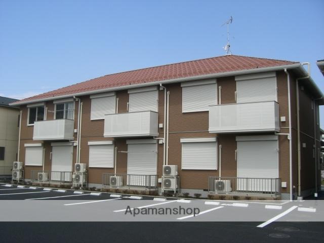 群馬県太田市、細谷駅徒歩33分の築9年 2階建の賃貸アパート