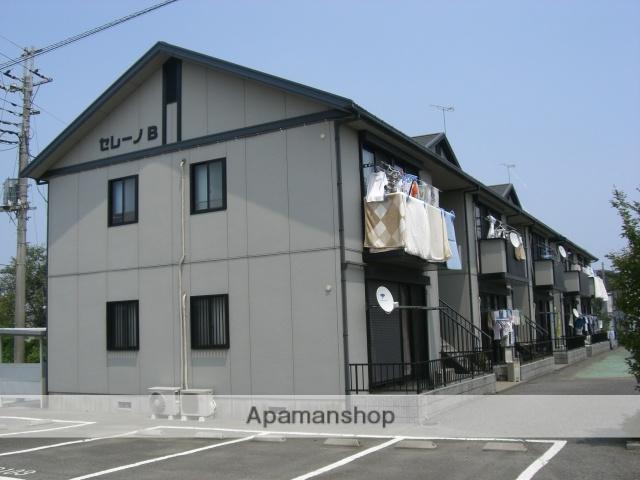 群馬県太田市、木崎駅徒歩9分の築18年 2階建の賃貸アパート