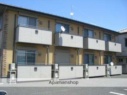 群馬県太田市、太田駅徒歩15分の築13年 2階建の賃貸アパート