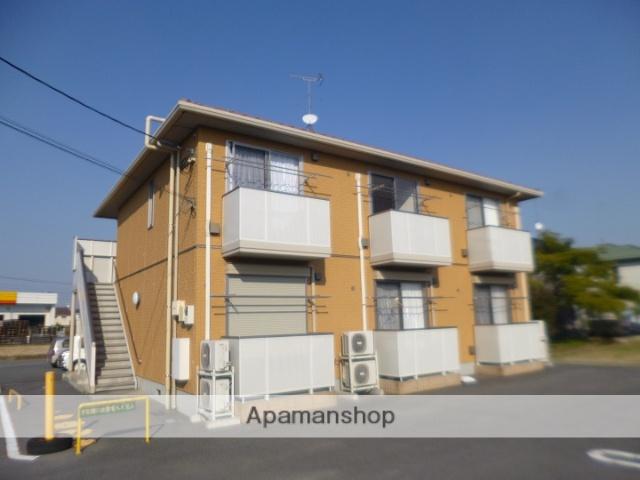 群馬県太田市、細谷駅徒歩25分の築9年 2階建の賃貸アパート