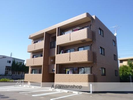 群馬県太田市、太田駅徒歩25分の築8年 3階建の賃貸マンション