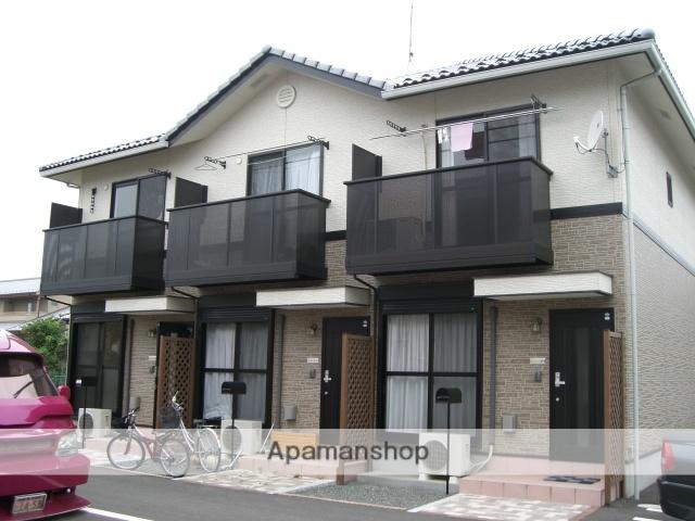 群馬県太田市、西小泉駅徒歩38分の築8年 2階建の賃貸アパート