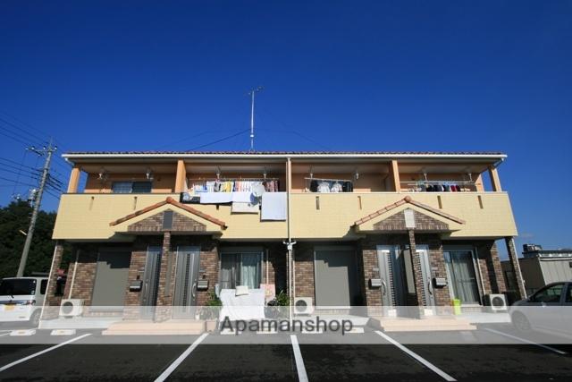 群馬県太田市の築8年 2階建の賃貸アパート
