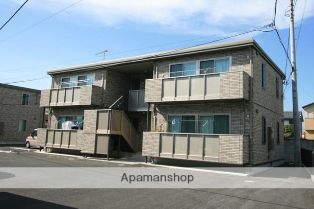 群馬県太田市、細谷駅徒歩24分の築9年 2階建の賃貸アパート