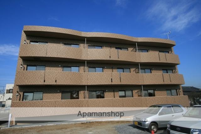 群馬県太田市の築7年 3階建の賃貸マンション