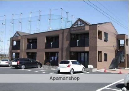 群馬県邑楽郡大泉町、西小泉駅徒歩51分の築8年 2階建の賃貸アパート