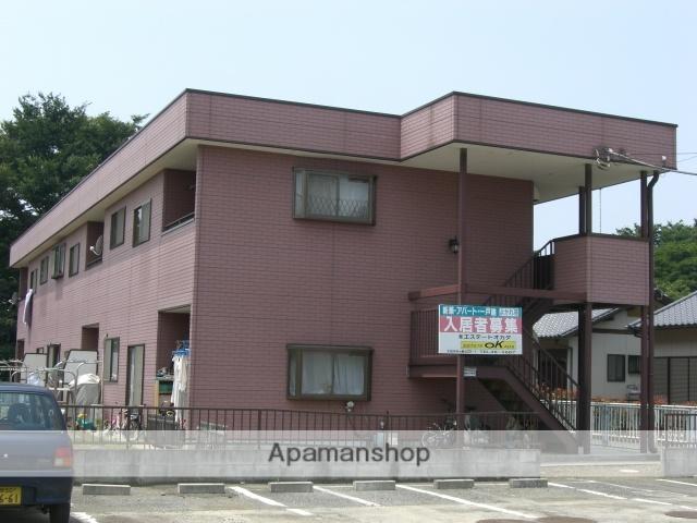 群馬県太田市、木崎駅徒歩9分の築16年 2階建の賃貸アパート