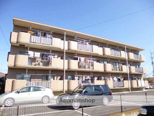 群馬県太田市、細谷駅徒歩23分の築16年 3階建の賃貸マンション