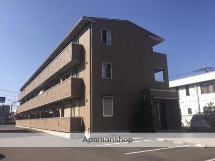 群馬県太田市、太田駅徒歩12分の築8年 3階建の賃貸アパート