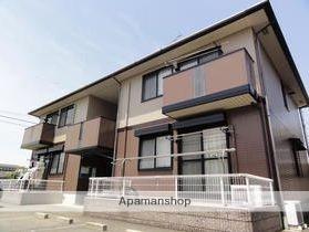 群馬県太田市、治良門橋駅徒歩10分の築17年 2階建の賃貸アパート