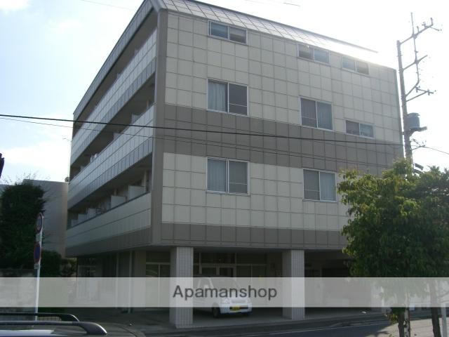 群馬県太田市、太田駅徒歩19分の築24年 4階建の賃貸マンション