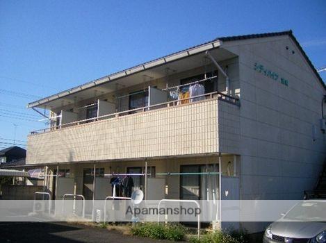 群馬県太田市、細谷駅徒歩15分の築23年 2階建の賃貸アパート