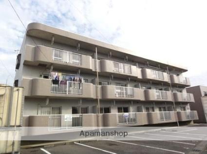 群馬県太田市、太田駅徒歩25分の築21年 3階建の賃貸マンション